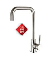 vòi rửa chén nóng lạnh inox 304 LI-6802