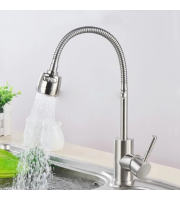 vòi rửa chén nóng lạnh Inox 304 LI-6813