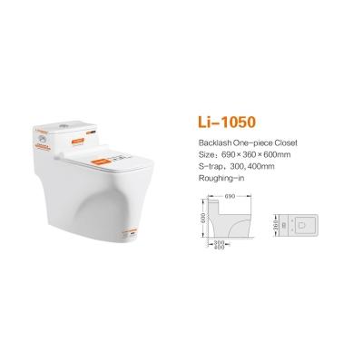Bàn Cầu Lionstp LI-1050 (giảm 25%)
