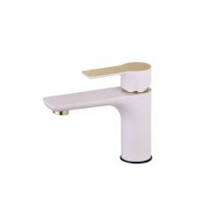 vòi lavabo nóng lạnh sơn tĩnh điện LI-5013T