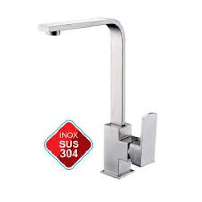 vòi rửa chén nóng lạnh inox 304 LI-6801