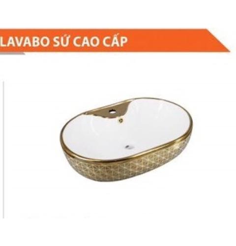 Lavabo đặt bàn nghệ thuật  LI-224