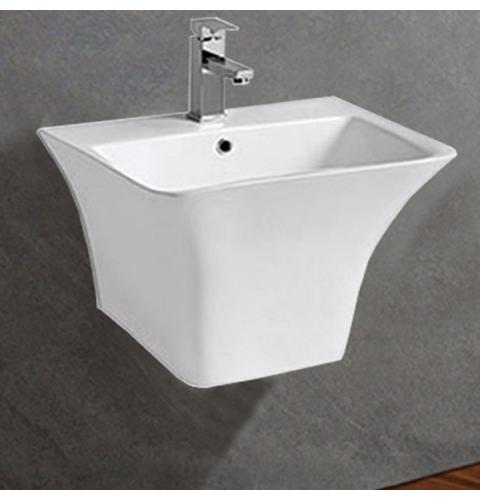 lavabo treo liền khối LI-440