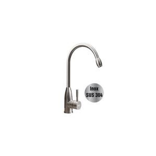 vòi rửa chén nóng lạnh inox 304 LI-6805