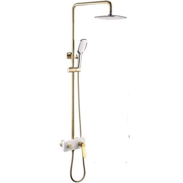 Sen tắm đứng nóng lạnh đồng nguyên chất LI-9067TV