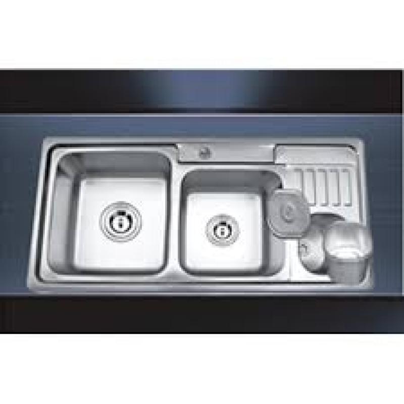 Chậu rửa chén Inox 304 LI-9247A