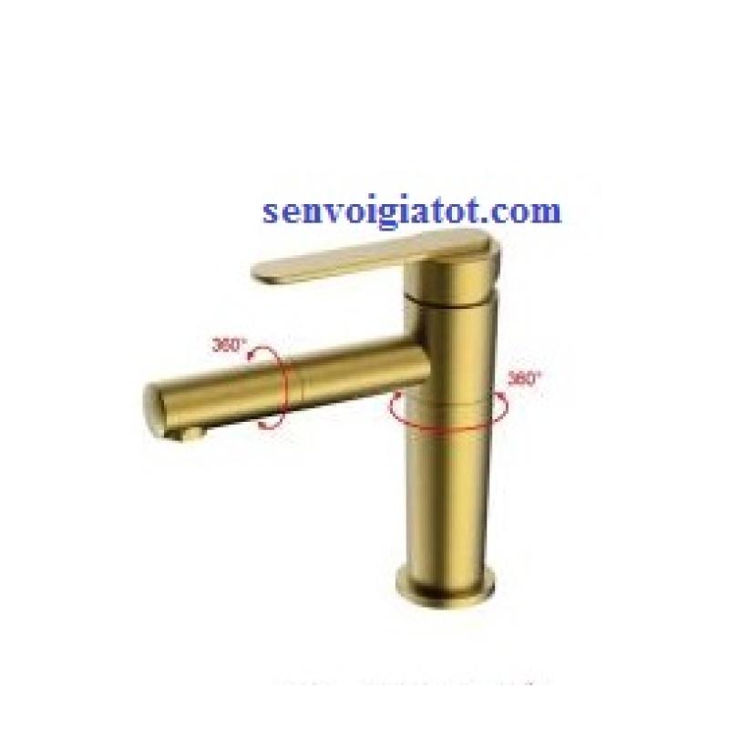 Vòi lavabo nóng lạnh cao cấp LI-5069V